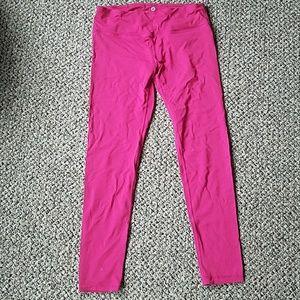 Pink 90 Degree by Reflex yoga pants